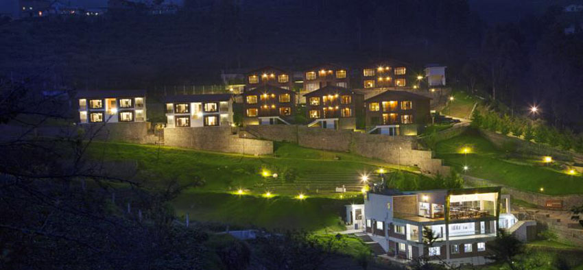 star hotels kodaikanal